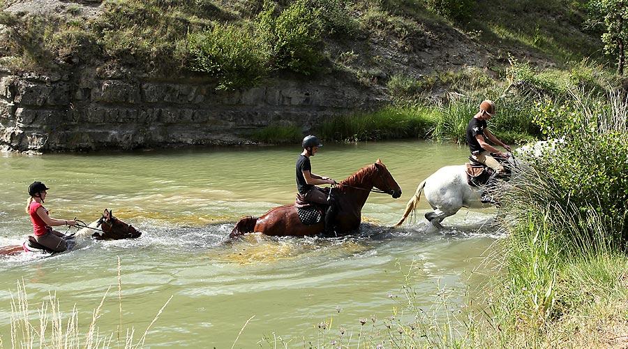 Ballades à cheval