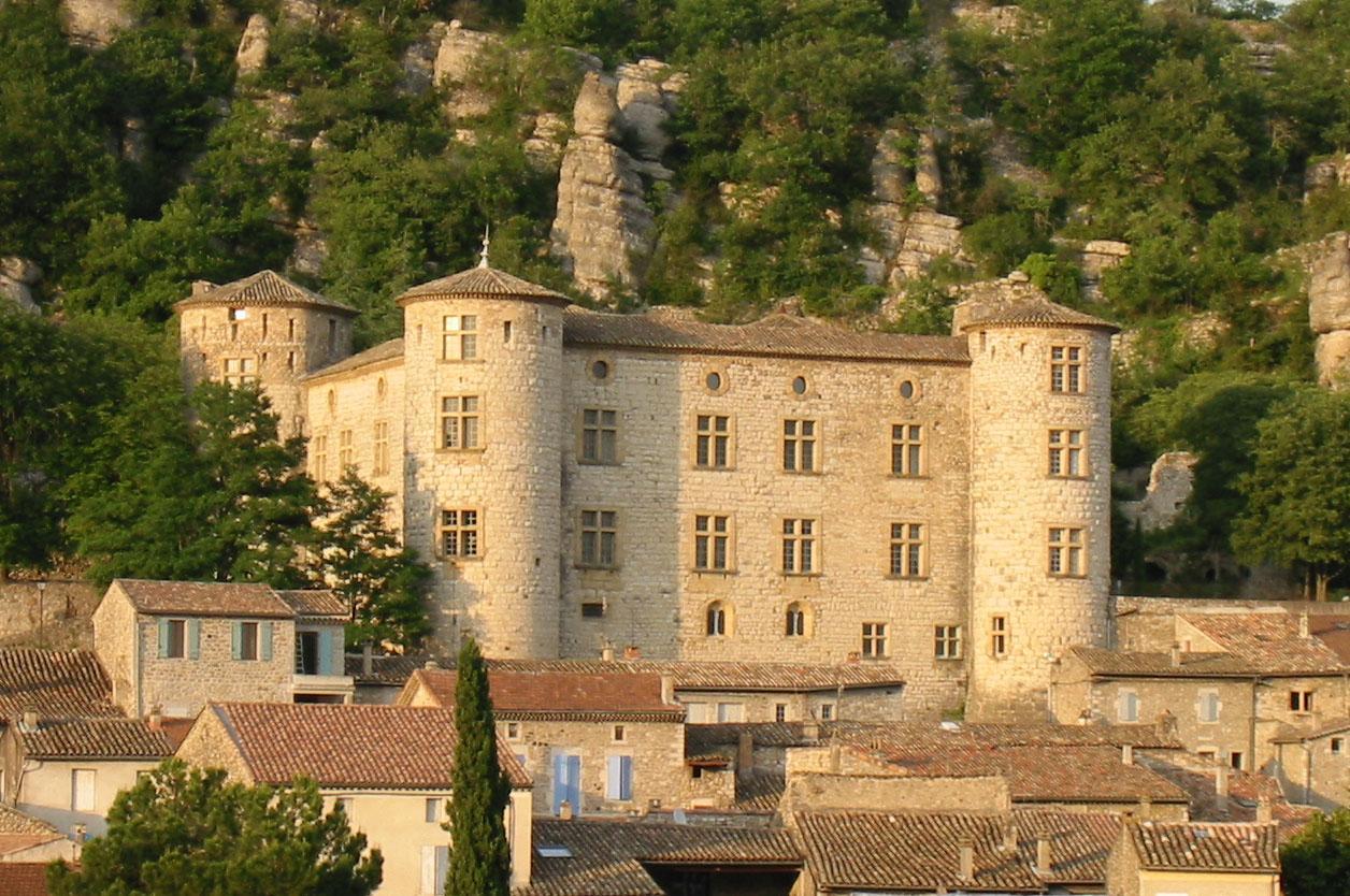 Château de VOGÜE