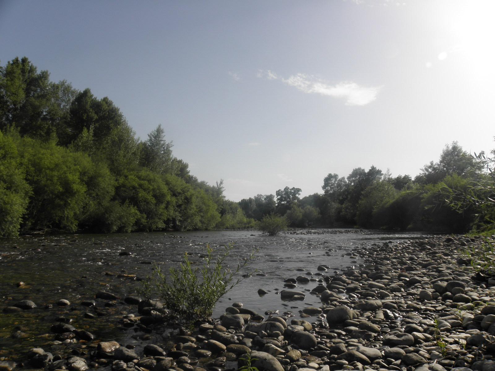 Le Chassezac, havre de tranquilité à 500 mètres