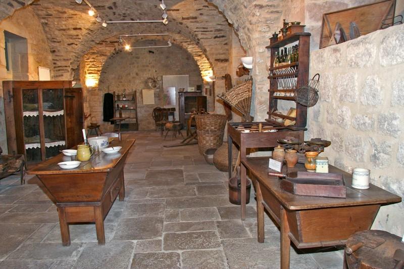 Le musée de la Chataigneraie à JOYEUSE