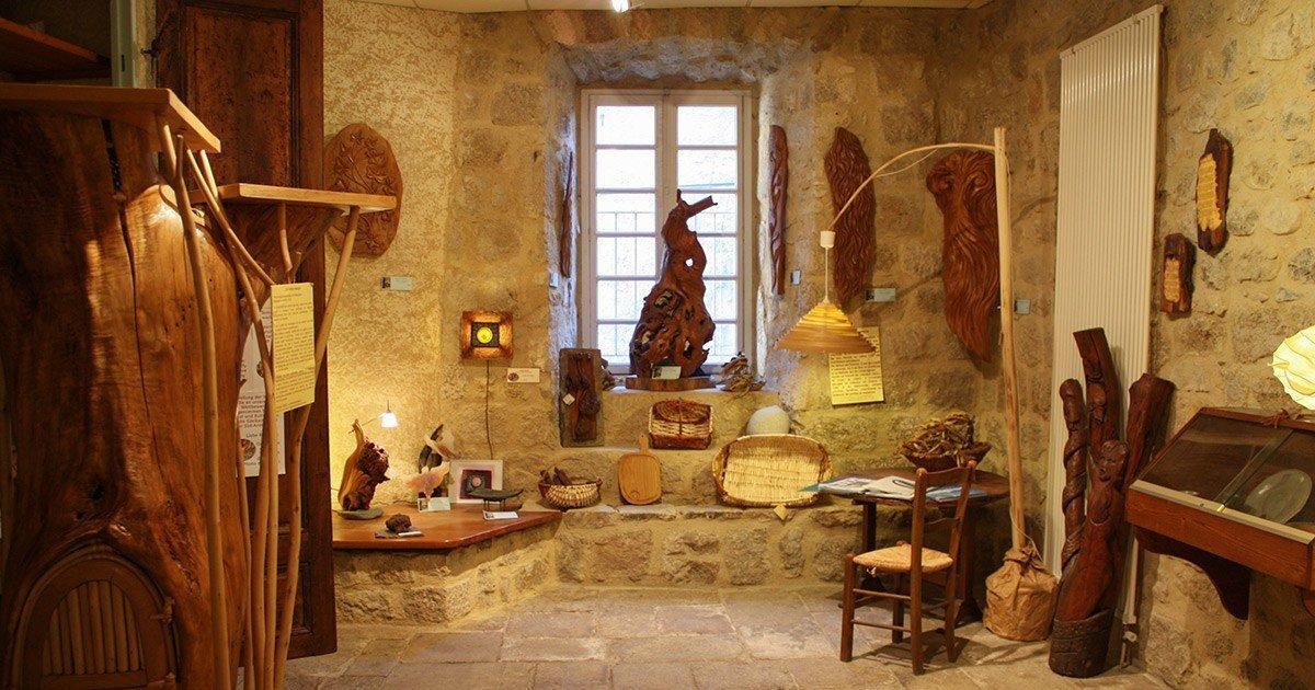 Le muséee la Chataigneraie à JOYEUSE